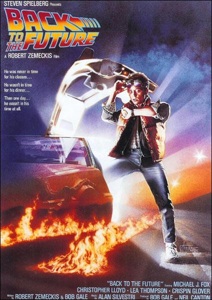 Regreso al futuro parte I (Back to the future part I)