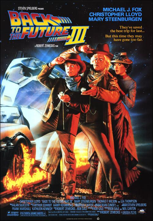 Regreso al futuro parte III (Back to the future part III)